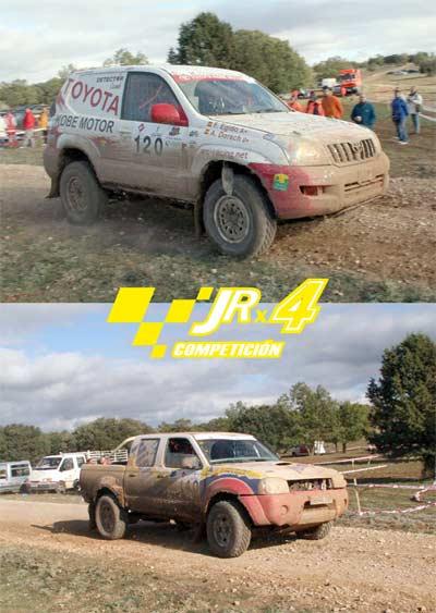 JRx4 Competición en Montes de Cuenca '06