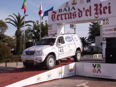 COMIENZA EL CAMPEONATO DE ESPAÑA DE RALLIES 2007