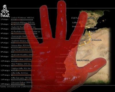 Suspendido el Rally Lisboa-Dakar por las amenazas de Al Qaeda